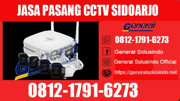 Jasa Pasang CCTV Tanggulangin Sidoarjo