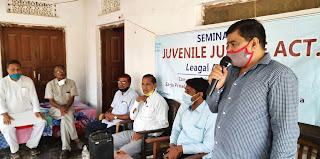 #JaunpurLive : अंतर्राष्ट्रीय बाल श्रम निषेध दिवस पर जागरूकता शिविर आयोजित