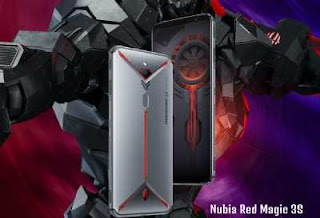 Spesifikasi Nubia Red Magic 3S, Ponsel Gaming