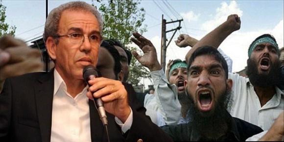 احمد عصيد الاسلاميين