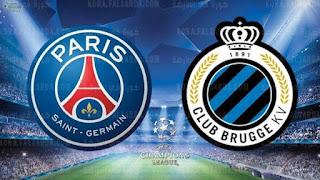 موعد مباراة باريس سان جيرمان ضد كلوب بروج والقنوات الناقلة فى دوري أبطال أوربا