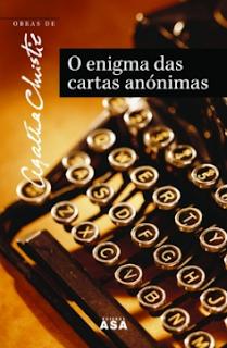 O ENIGMA DAS CARTAS ANONIMAS - Agatha Christie