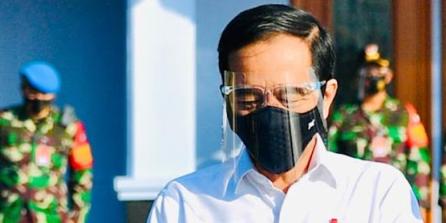 Peneliti Australia Sebut Kelemahan Jokowi Terungkap di Masa Pandemi