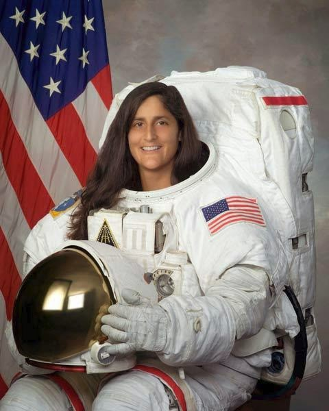 Sunita Williams astronauta