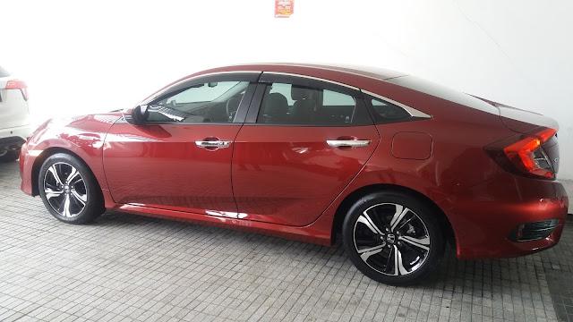 Honda Civic Baru Generasi ke-10