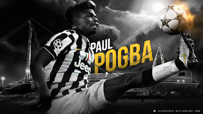 Best new Paul Pogba hd wallpaper images