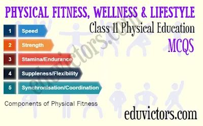 CBSE Class 11 - Physical Education - Physical Fitness, Wellness and Style (MCQs) (#class11PhysicalEducation)(#eduvictors)(#cbse)