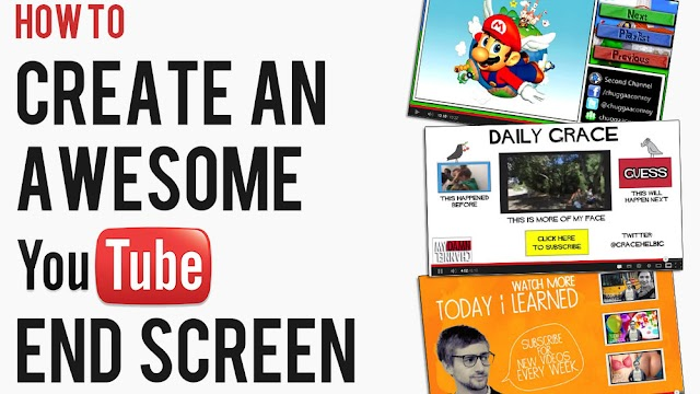 Use The End Screen Video On Your YouTube Videos,,, And Increase Watchtime On Your YouTube Channel...!!