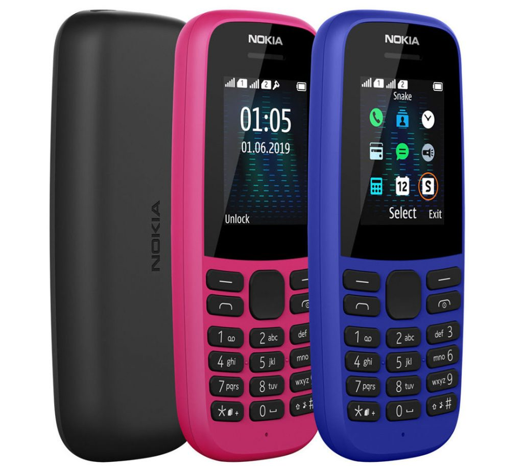 Technology, New gadget, Mobile,Nokia 105, Nokia 105 launch, Nokia 105 specs, Nokia 105 price, HMD Global, Nokia 220 4G, Nokia 220 4G launch, Nokia 220 4G specs, Nokia 220 4G price,Gadget Media,News,