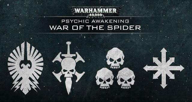 Despertar Psíquico Guerra de la Araña