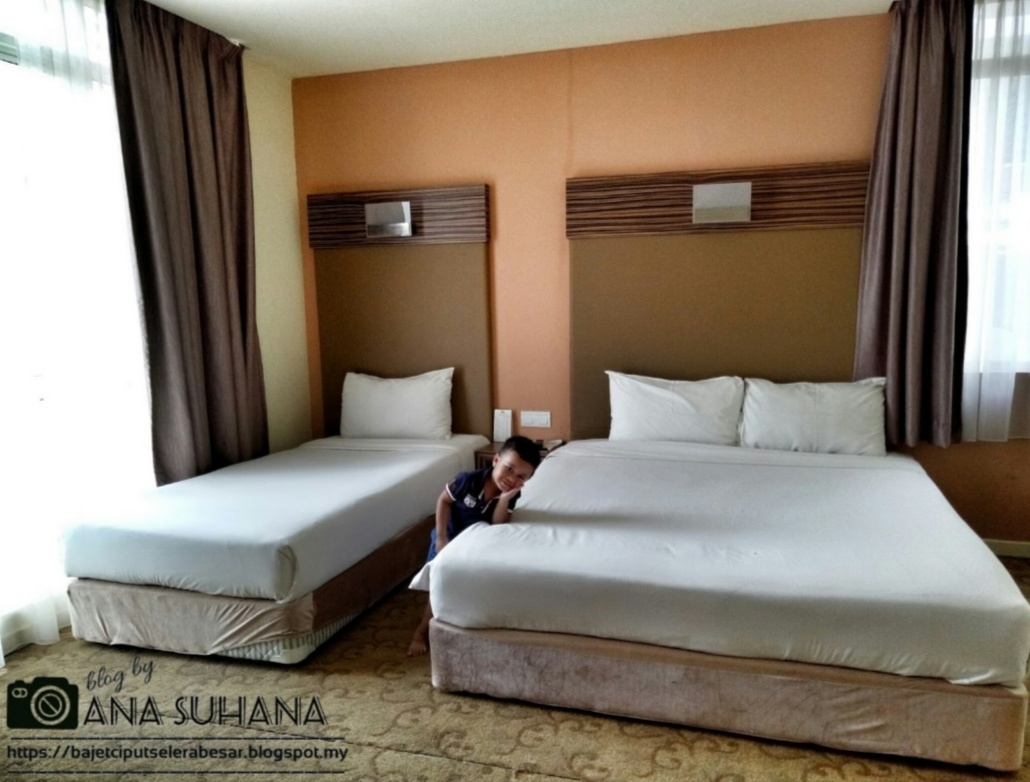 Hotel Sentral Kuantan Hotel di Tengah Bandar Kuantan