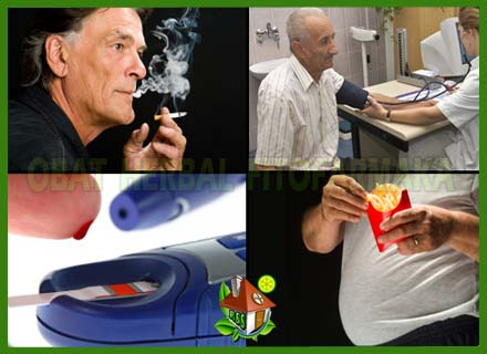 diabetes, merokok, cek kesehatan rutin