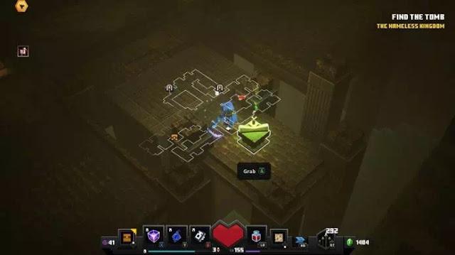 Cara Membuka Level Rahasia Lower Temple di Minecraft Dungeons-3