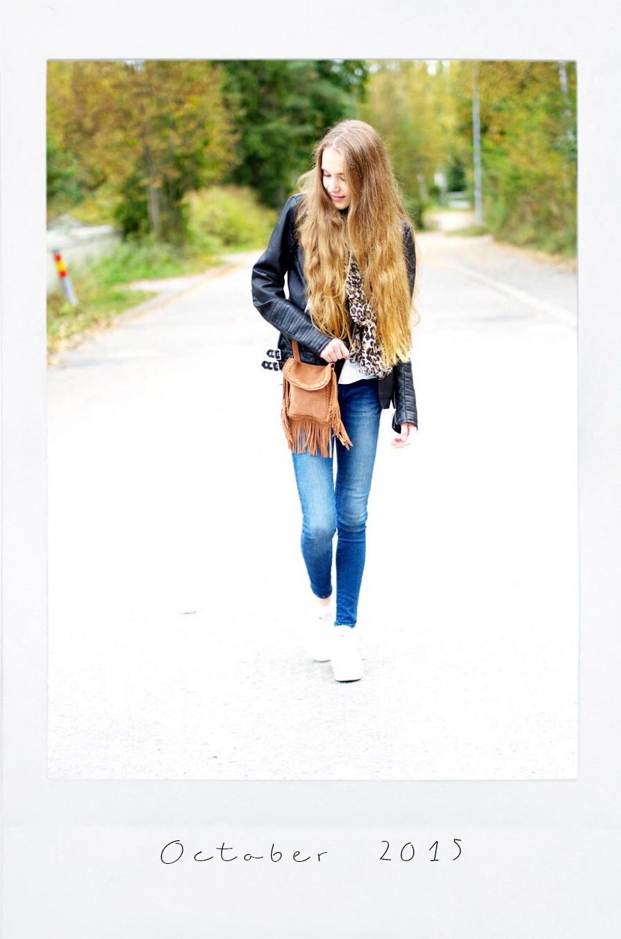Fashion blogger autumn outfit inspiration - Muotibloggaaja syysmuoti asuinspiraatio