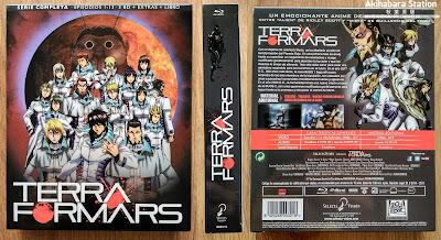 """Reseña de """"Terra Formars Temporada 1"""" (テラフォーマーズ) edición en Blu-ray Coleccionistas de  SelectaVisión."""