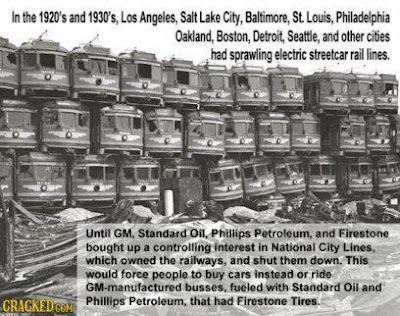 The Streetcar Conspiracy