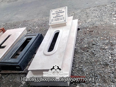 Kuburan Marmer, Makam Marmer Sederhana, Harga Kuburan Marmer