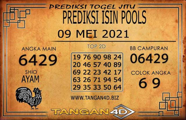 PREDIKSI TOGEL ISIN TANGAN4D 09 MEI 2021