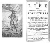 Robinson Crusoe, título original - Daniel Defoe