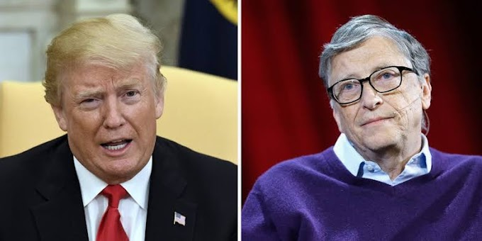 Bill Gates says he urged Trump to get the nation ready for a pandemic weeks before he became US president