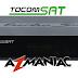 Tocomsat Turbo S2 Atualização v1.003 - 21/05/2020