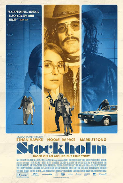 Rapina A Stoccolma Film