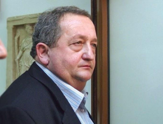 Πέθανε ο αγροτοσυνδικαλιστής και πρώην δήμαρχος Τυρνάβου Θανάσης Νασίκας