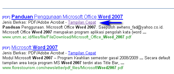 Ms Word 2003 Tutorial Pdf