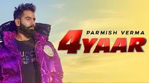 4 Peg Renamed 4 yaar by Parmish Verma mp3 mp4 HD 2019