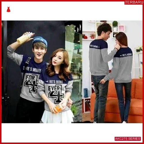 AKC275S42 Sweater Couple Forever Anak 275S42 Pasangan Mine BMGShop
