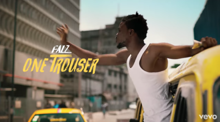 """Premiere; Falz – """"One Trouser Video"""" #Arewapublisize"""