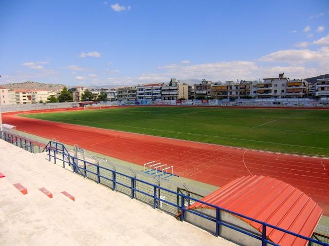 Ανοιχτό το ΔΑΚ Ναυπλίου μόνο για αθλητές και υποψηφίους ΤΕΦΑΑ και Στρατιωτικών Σχολών