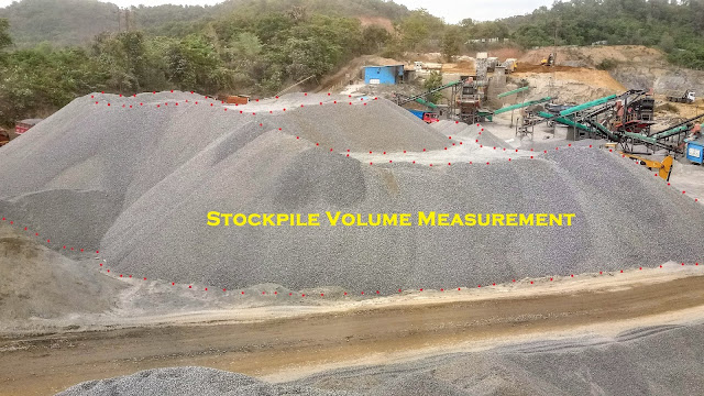 Stockpile Volume Measurement
