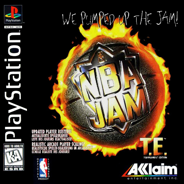 NBA Jam T.E. - PS1 - ISOs Download
