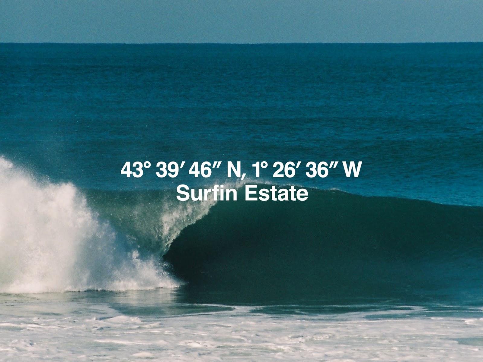 surfinestate Hossegor France brand clothing apparel surf surfboard shape handshape design desktop wallpaper 35mm Vincent Lemanceau Arthur Nelli