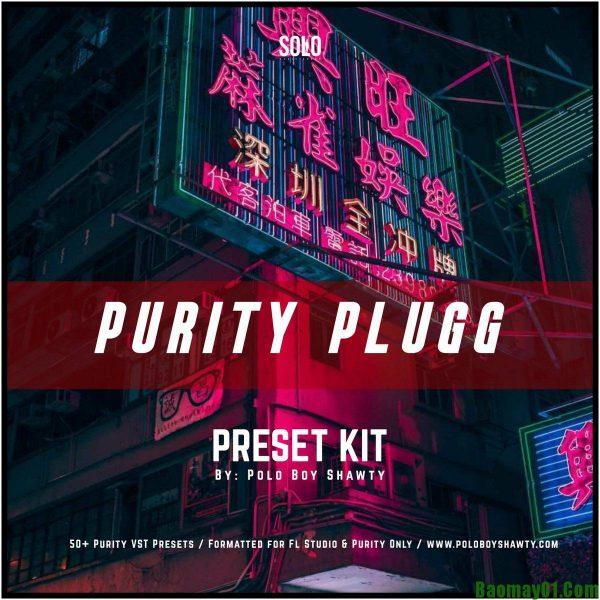 Polo Boy Shawty Plugg Purity Presets | LEGION MUZIK