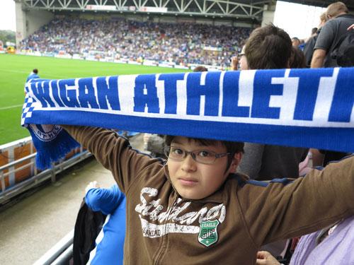 Wigan v QPR