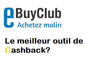 eBuyClub : 3 euros OFFERTS immédiatement sous simple inscription