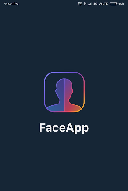 Working Faceapp