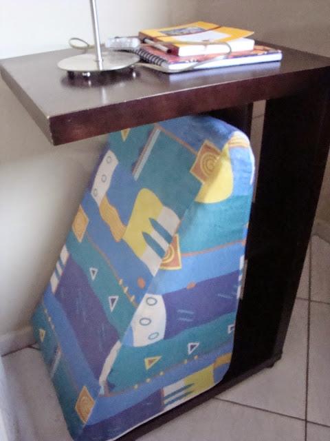Projeto 52 Objetos | Objeto 8 (Travesseiro Triangular)