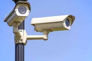 التسجيل المحاسبي لمصاريف تثبت نظام كميرات المراقبة