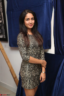 Aditi Chengappa Cute Actress in Tight Short Dress 017.jpg