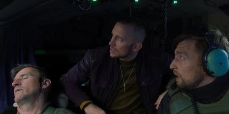 «Сокол и Зимний Солдат» (2021) - все отсылки и пасхалки в сериале Marvel. Спойлеры! - 03