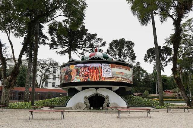 Coreto Digital do Passeio Público vai inovar na forma de exibir cultura