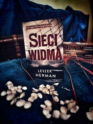 """Sieci widma""- Leszek Herman"