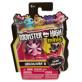 MH Ghoul and Pet 2-pack #3 Mini Figures