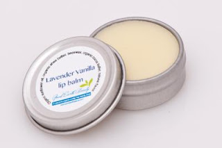 good earth lavender vanilla lip balm