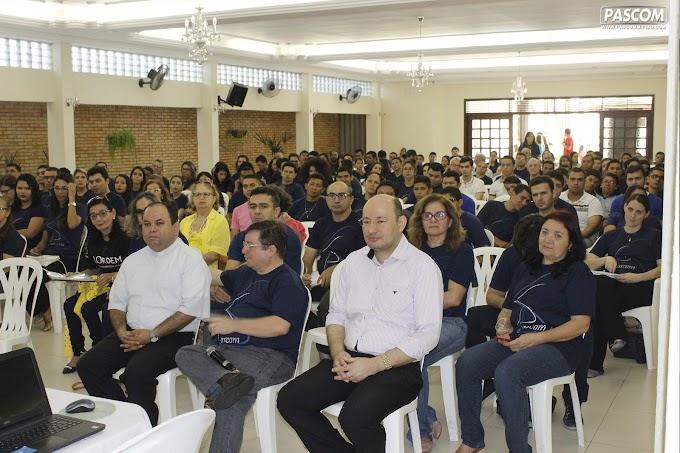 AGENTES DA PASCOM PARTICIPAM DE SEMINÁRIO SOBRE COMUNICAÇÃO