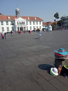 wisata ke kota Tua Jakarta
