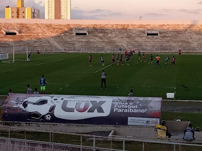Campinense vence por 1 a 0 o Nacional